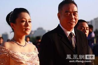 陈凯歌老婆陈红个人资料背景照片,陈凯歌有几个老婆