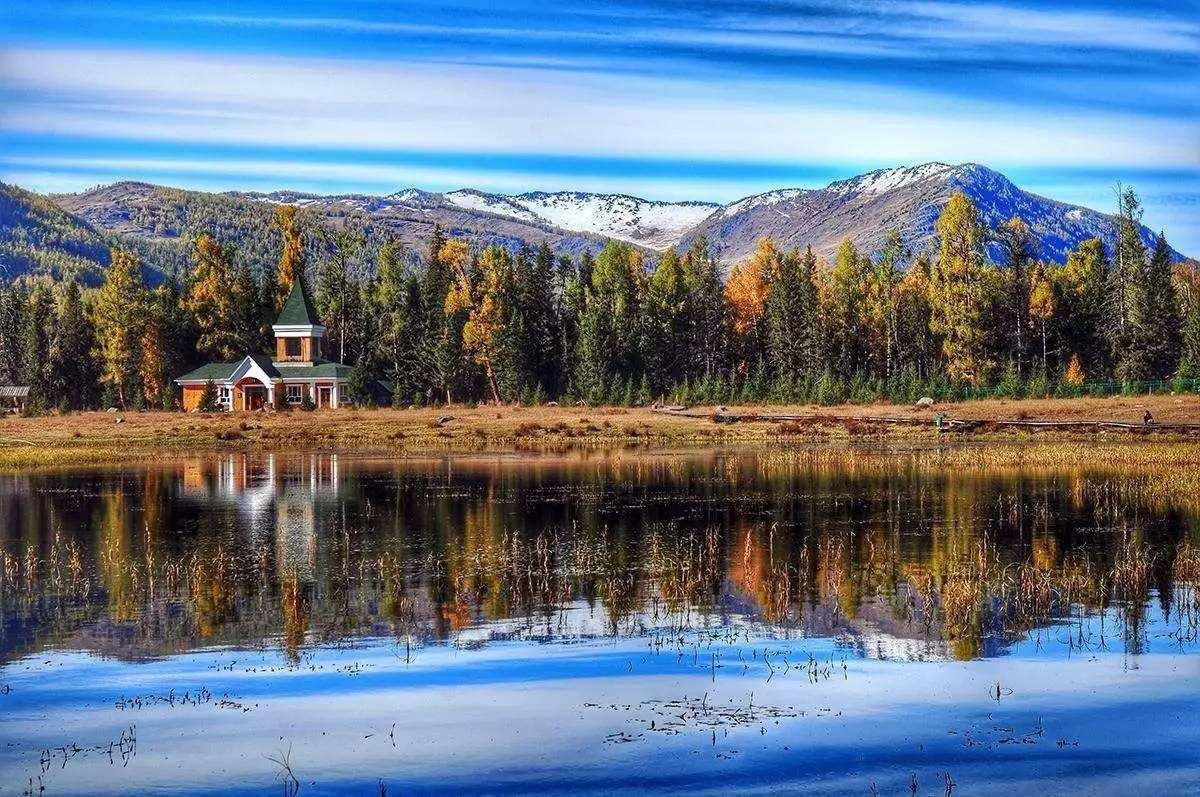 新疆十大最美必去景点,人美景更美的一个神圣的地方